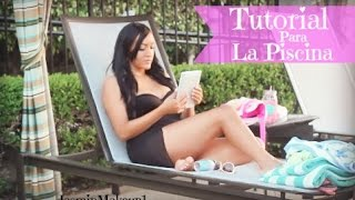 Get Ready with me Dia en la Piscina + T-Mobile #tablettrio By: JasminMakeup1 Thumbnail