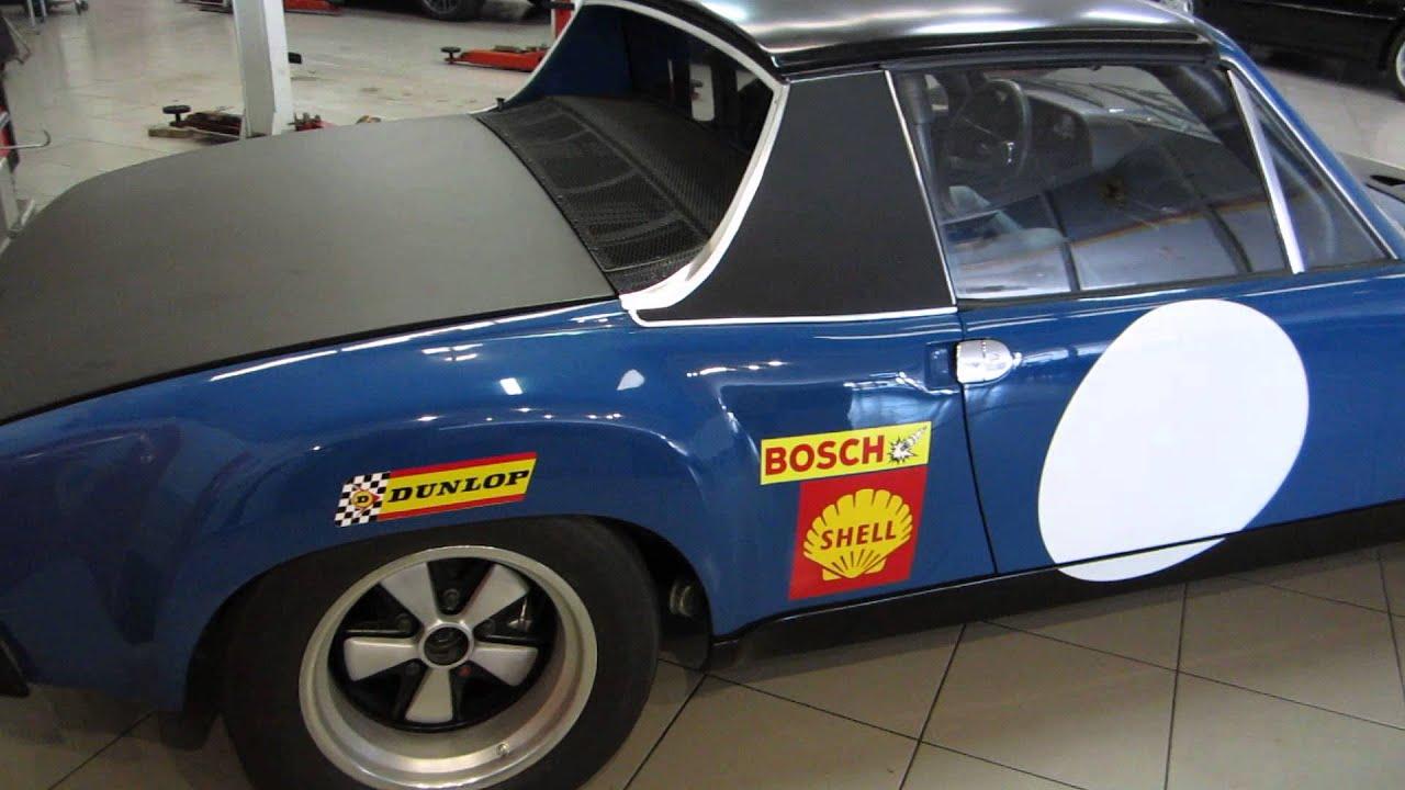 Porsche 914 6 Gt Youtube