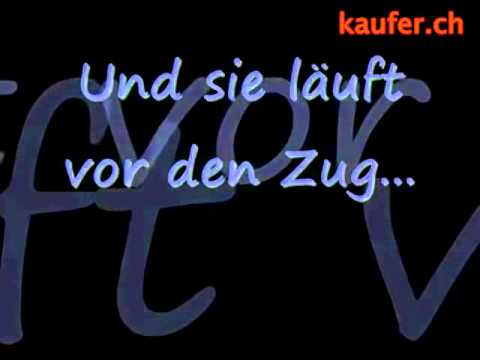 Trauriges Lied über Freunde   youtube original