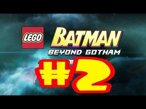 LEGO ® Batman: Beyond Gotham #2