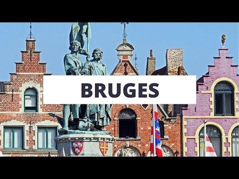 Vacation Vlog | BRUGES, Belgium (March 2017)