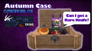 Roblox Counter Blox Autumn Case 2019 Opening #20