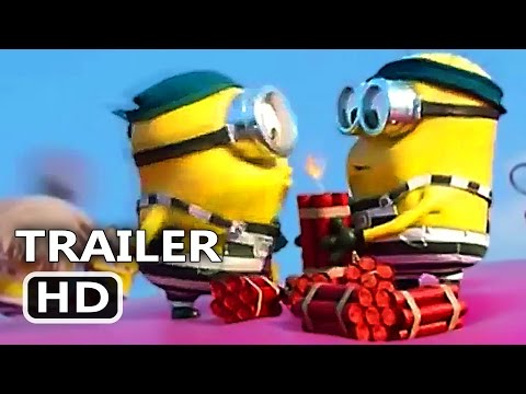 Thumbnail: DЕSPІCАBLЕ MЕ 3 Dynamite Versus Minions Tv Spot Trailer (2017) New Animation Movie HD