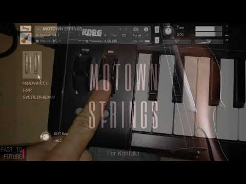 Download Motown Strings For Kontakt Video Demo By Past To Future