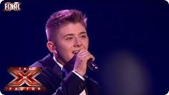 Nicholas McDonald sings Angel by Sarah McLachlan - Live  Final Week 10 - The X Factor 2013