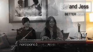 Better Now (Post Malone) Acoustic Instrumental Cover Video