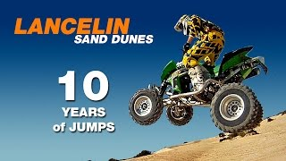 Lancelin Sand Dunes - Decade of Jumps MX ATV
