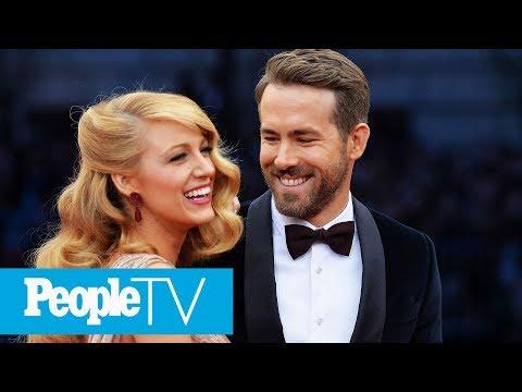 Blake Lively And Ryan Reynolds' Love Story | PeopleTV