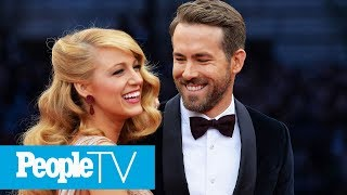 Blake Lively And Ryan Reynolds' Love Story | PeopleTV