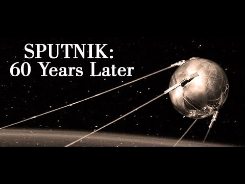 Russia Stunned The World With The Launch of Sputnik, First Man-Made Satellite, 60 Years Ago
