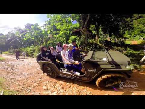 M151A1 MUTT US ARMY Jeep To Pu Luong Vietnam Summer 2016