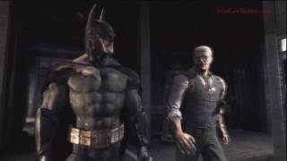 Batman Arkham Asylum Demo Gameplay Walkthrough Video Part 1