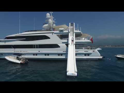 FunAir Yacht Slide superyacht compilation