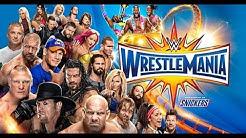 WrestleMania 33 Kickoff  April 2, 2017