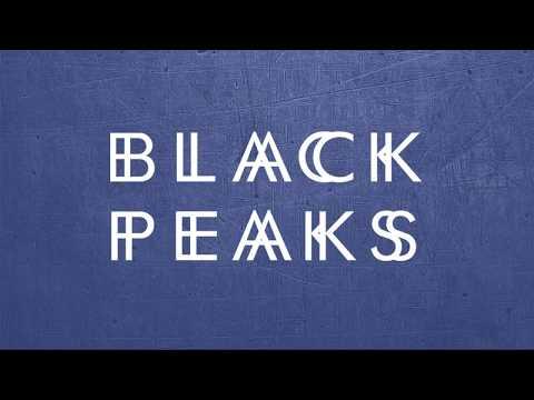 Black Peaks Teddy Rocks