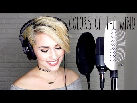 Colors of the Wind - Pocahontas (Live Cover by Brittany J Smith)