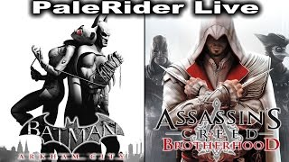 Live Stream: Batman: Arkham City