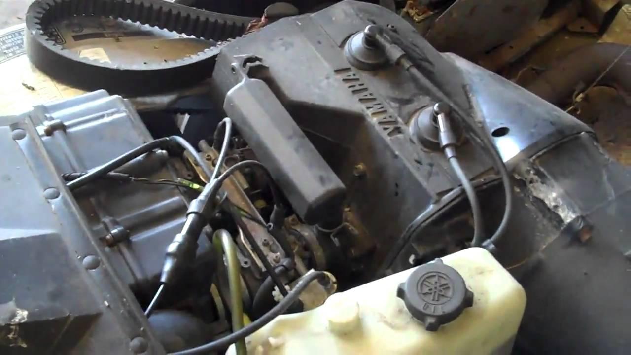 Yamaha Fuel Pump