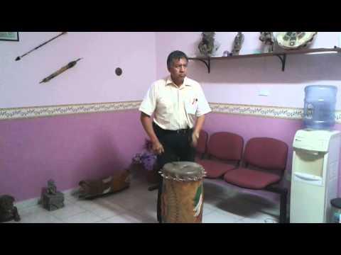 Tambores Aztecas / Aztec Drums