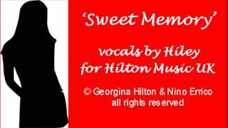 songwriter demo sweet memory r b pop ballad love song