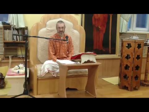 Шримад Бхагаватам 4.20.31 - Нанда-баба Прия прабху