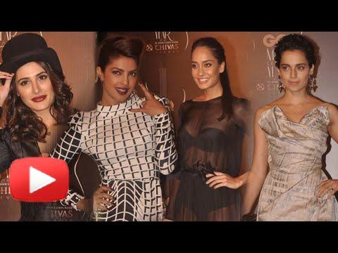 HOT! Priyanka Chopra & Nargis Fakhri Sizzle At GQ Men Of The Year Awards
