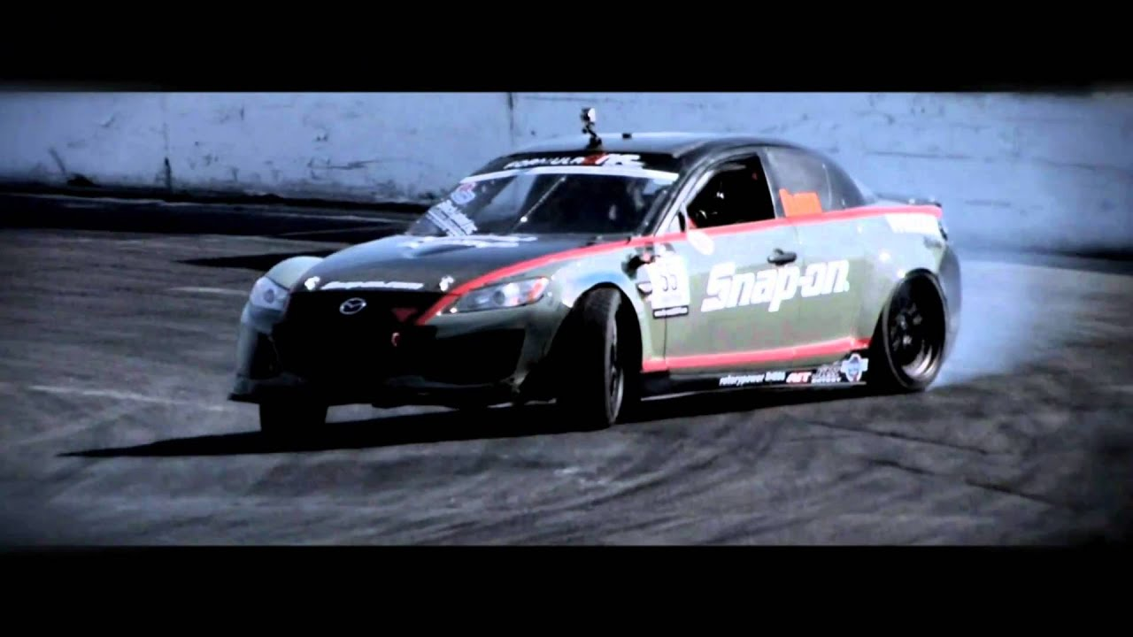 Bmi Racing Four Rotor Rx8 Snap On Tools And A Lot Of Noise