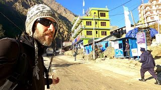 A Real Day in the Life in the Himalaya Mountains