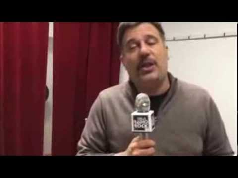 Dario Cassini canta My Sharona al Karaoke Rock Bike di Radio Rock