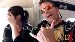 Skydive Dubai Rachel