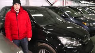 Характеристики и стоимость  Honda CR-V 2010 год (цены на машины в Новосибирске)