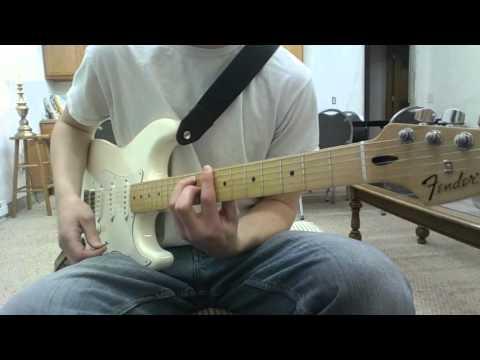 Brown Skin Girl Leon Bridges Guitar Lesson