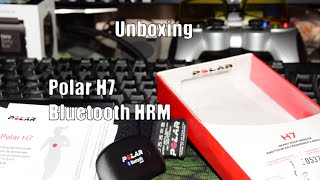 Unboxed E2: Polar H7 Bluetooth Heart Rate Monitor