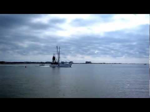 031. NC Coast - Intracoastal Waterway - Shrimp Boat - Supply NC