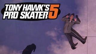 Lets Play: Tony Hawk
