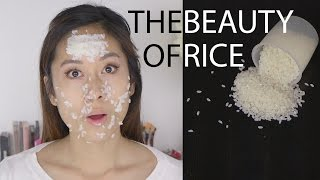 Popular Asian Rice Mask & Rice Water DIY | Viestelook