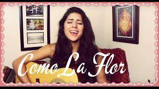 Selena Y Los Dinos - Como La Flor (Veronica Sixtos Acoustic Cover)