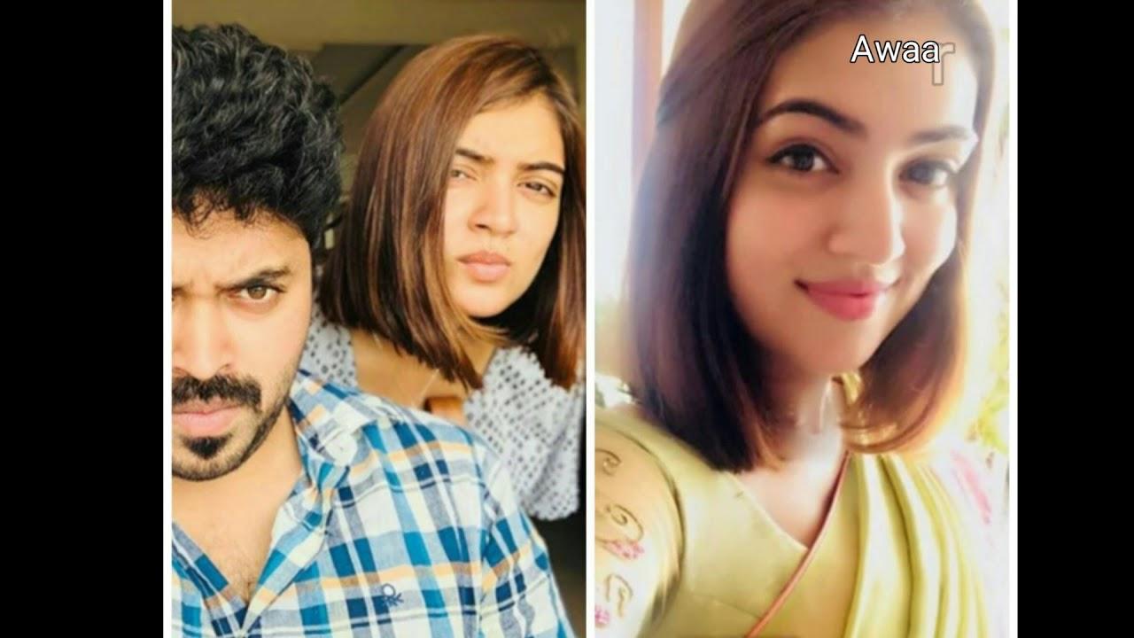 Nazriya Nazim New Haircut Video Got Viral Youtube