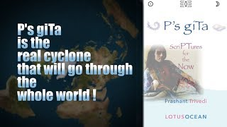 P's giTa Release ~ Axis Effects ~ Cyclone Gita ~ Must watch - Real News !!!