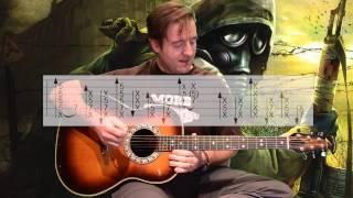 Something Like Olivia (Acoustic) - John Mayer - Guitar Lesson with TAB