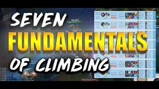 The Seven Fundamentals of Climbing | Midbeast