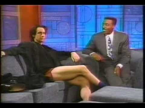 Bronson Pinchot on Arsenio Hall  11190 pt. 2