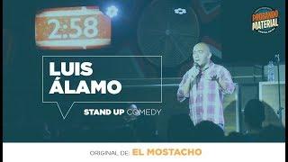 Probando Material: Luis Álamo (Stand-Up Comedy)