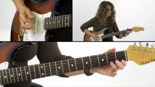Open Tunings - #26 C m11 - Guitar Lesson - Vicki Genfan