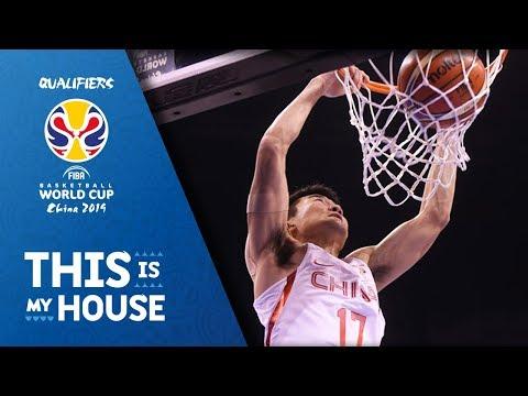 Top 5 Plays - 23 Nov 2017 -  FIBA Basketball World Cup Asian Qualifiers 2019