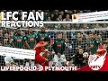 Liverpool v Plymouth 0-0 | LFC Fan Reactions