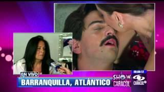 Veinte años después, Clara Cabello aún llora la partida de Rafael Orozco - 02 de abril de 2013