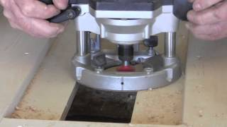 How To Plane Wood With A Router