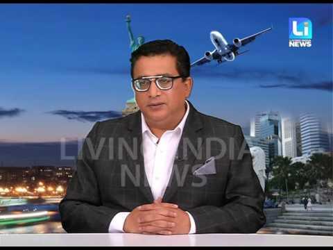 visa live Show with Neeraj Wadhera (Carrer Overseas) Immigration Expert on Living India News