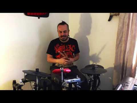 Taller de Batería Latinoamericana – Juan Gronemeyer (baterista Chico Trujillo)